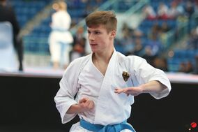 Karate 1 Premier League German Open 8.-10.09.2017 Halle/Saale Tag 1, Freitag, 8.10.2017