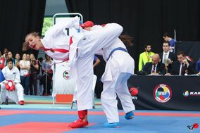 Karate 1 Premier League German Open 8.-10.09.2017 Halle/Saale Tag 2, Samstag, 9.10.2017