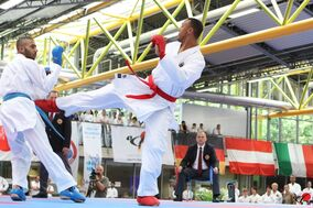 World Karate Day 2017 in München