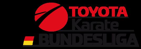 Logo Toyota Karate Bundesliga